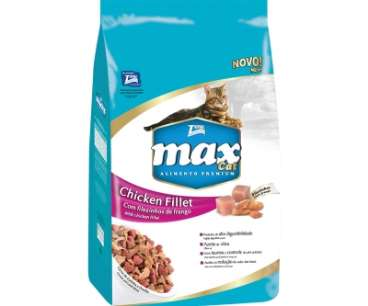 Max cat chicken fillet agrotal