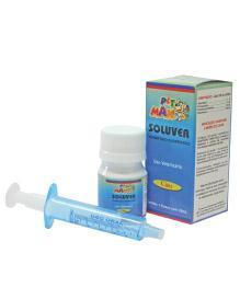 Petmax soluver - vermífugo suspensao para ces e g