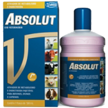 Endectocidas absolut 500ml vetboi