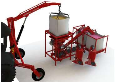 Distribuidores gv240 spray system grazmec 2014