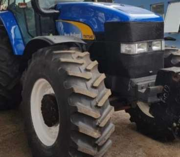 Trator new holland t 7040 - 2010
