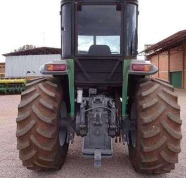 Trator agrale bx 6.150 4x4 ano 2006