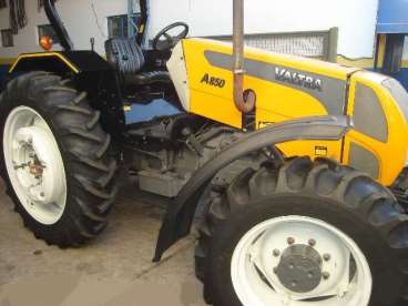 Trator agricola valtra a850 4x4 ano 2009