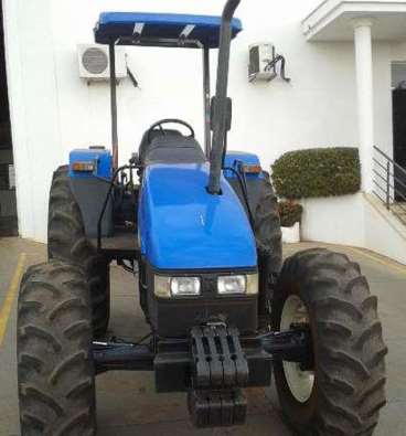New holland tl85e 4x4 ano 2007