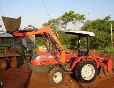 Trator agrale 4230.4 4x4 ano 2010