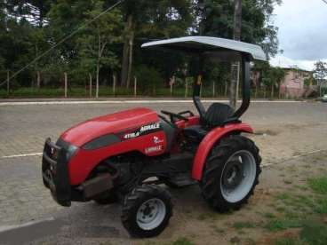 Trator agrale 4118 .4 4x4 2008