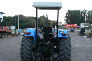Trator ford/new holland tl 100 4x4 ano 2000