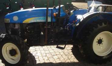Tratorford/ new holland tt 3880 f 4 x 4 ano 2008