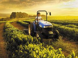 Tratores new holland tt