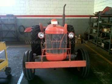 Trator massey ferguson mf-55x - 50 cv - 1972