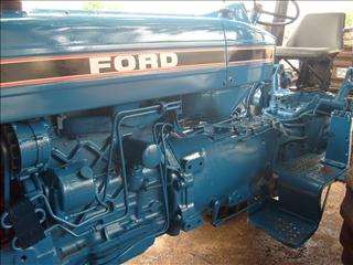 Trator ford 6610 - 88/88