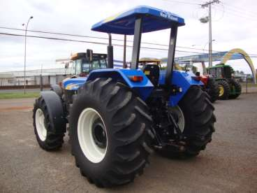 Trator new holland - 7630 - 4x42010/2011