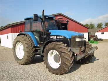 Tracteur new holland 8360