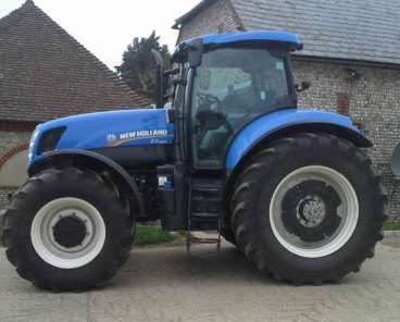 Tractor new holland t7.260, 2013