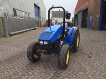 Tractor new holland tce 40