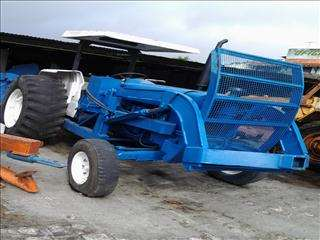 Trator - ford - ford 6600