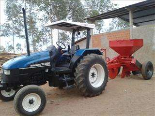 Trator - new holland - new tl 65