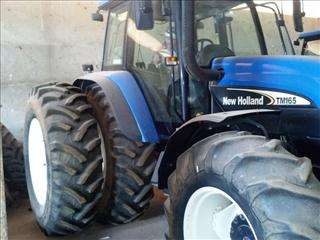 Trator - new holland - new tm 165