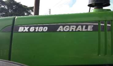 Trator agrale bx6180 - 2011