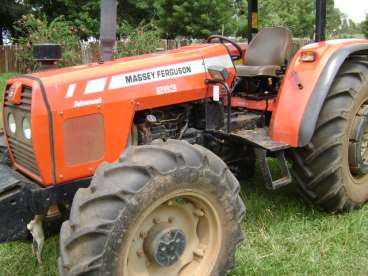 Trator agricola mf 283/4 2009