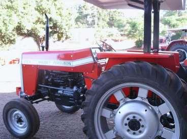 Trator massey ferguson mf-265 4x2 1978
