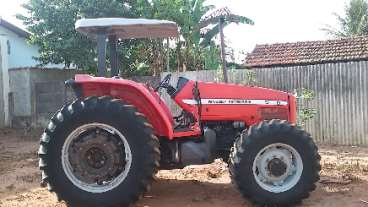 Trator mf 6360 ano 2006 (5.400hs)