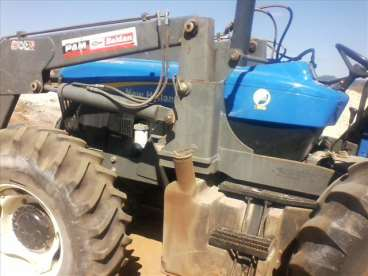 Trator new 7630 - 12/12 - new holland