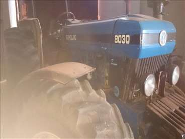 Trator new 8030 - 99/99 - new holland