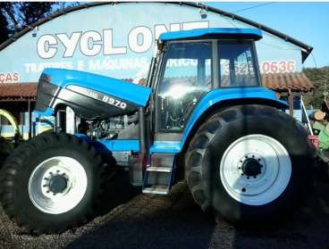 Trator new 8970 - 98/98 - new holland