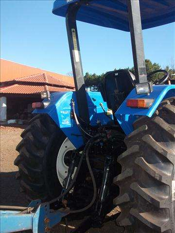 Trator new tl 85 - 05/05 - new holland