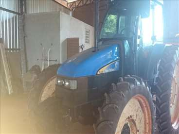 Trator new tl 85 - 06/06 - new holland