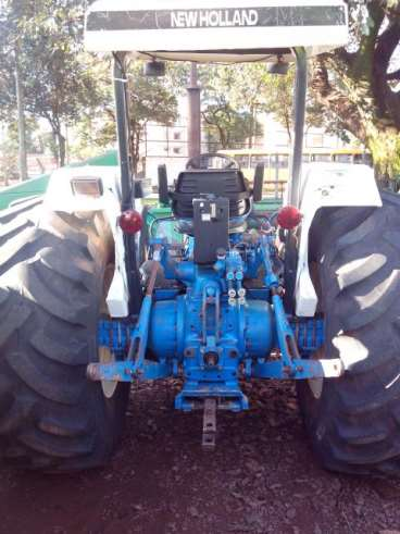 Tratores new holland 7630 4x4 s/cabine 2000
