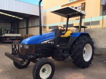 Tratores new holland tl65 4x2 2002