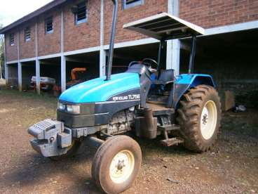 Tratores new holland tl75 4x2 2001