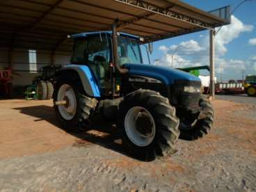 Tratores new holland tm 165 2002