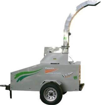 Triturador de galhos tp-300